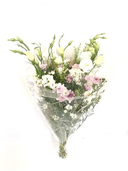 """תמונה של זר פרחים 65 ש""""ח"""