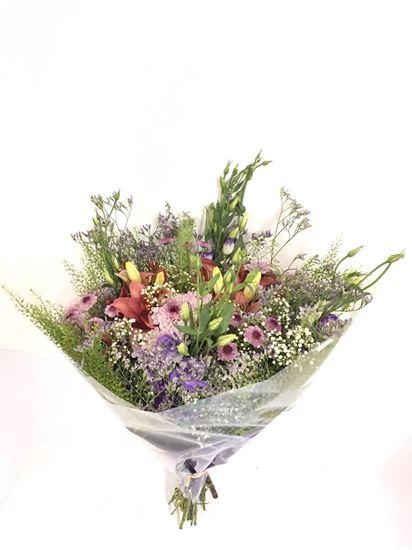 "Picture of זר פרחים 90 ש""ח"