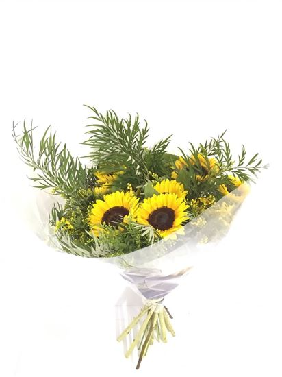 """תמונה של זר פרחים 60 ש""""ח"""